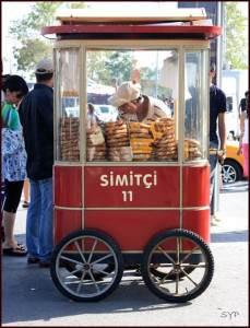 Turecki street food