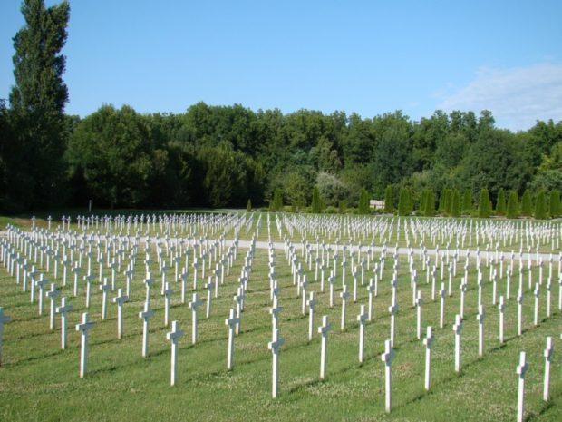 Vukovar cmentarz