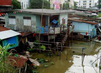 Slumsy w Bankoku