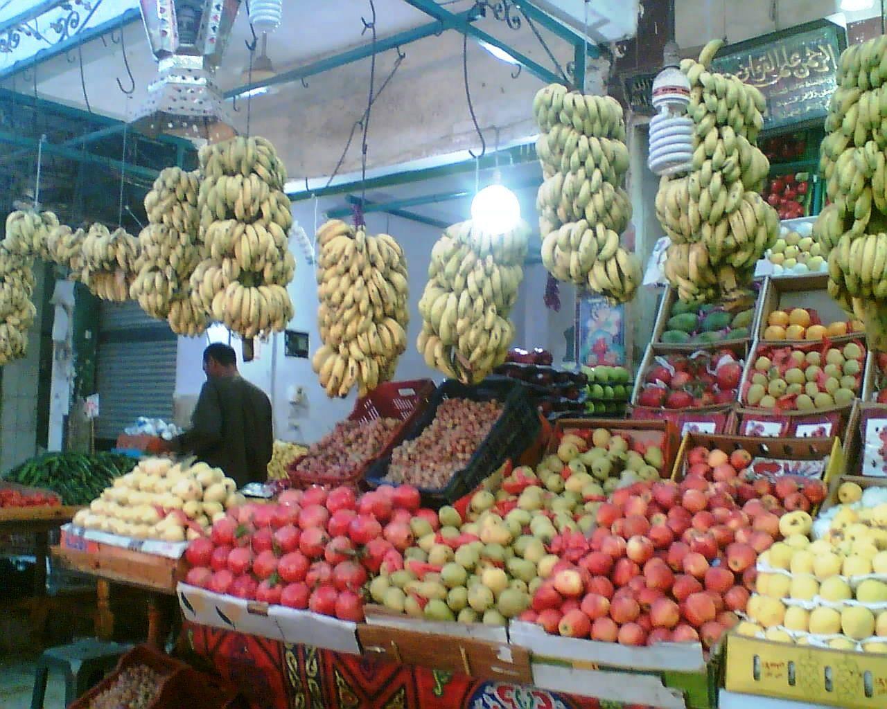 Zakupy w Egipcie – Hurghada