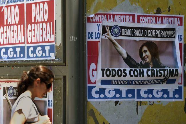 Strajki, inflacja i wieszczone od lat bankructwo Argentyny