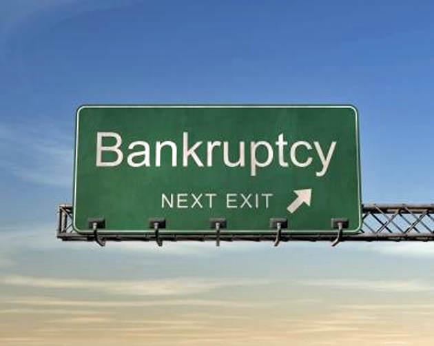 Z frontu walki o bankructwo