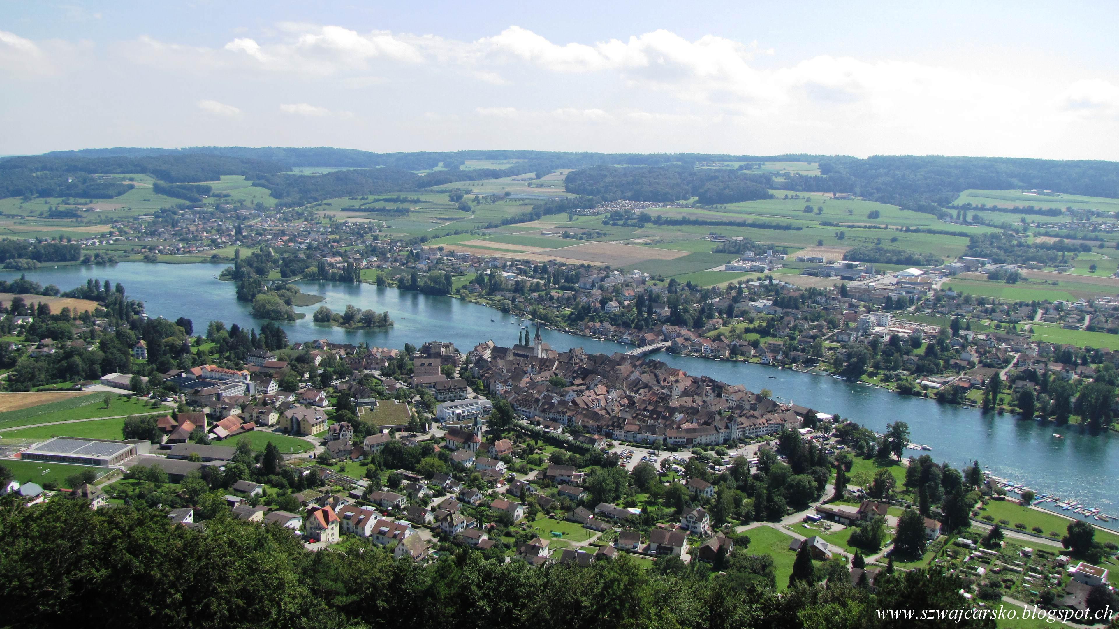 Stein am Rhein, najpiękniejsze miasto Szwajcarii?