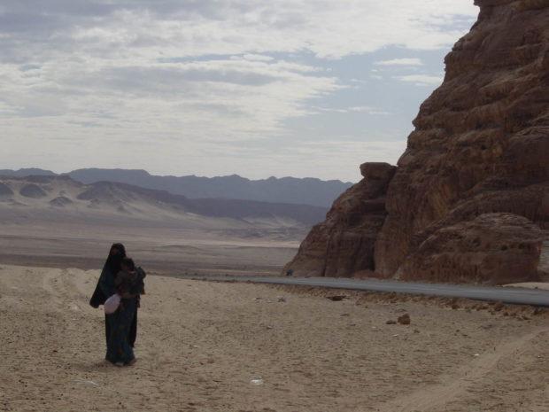 beduinka-Synaj