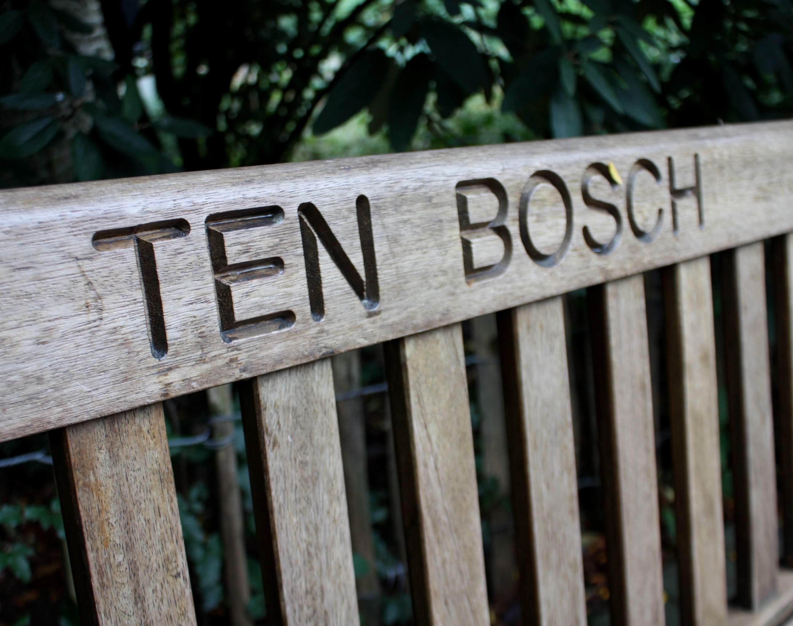 W poszukiwaniu jesieni – Parc Tenbosch