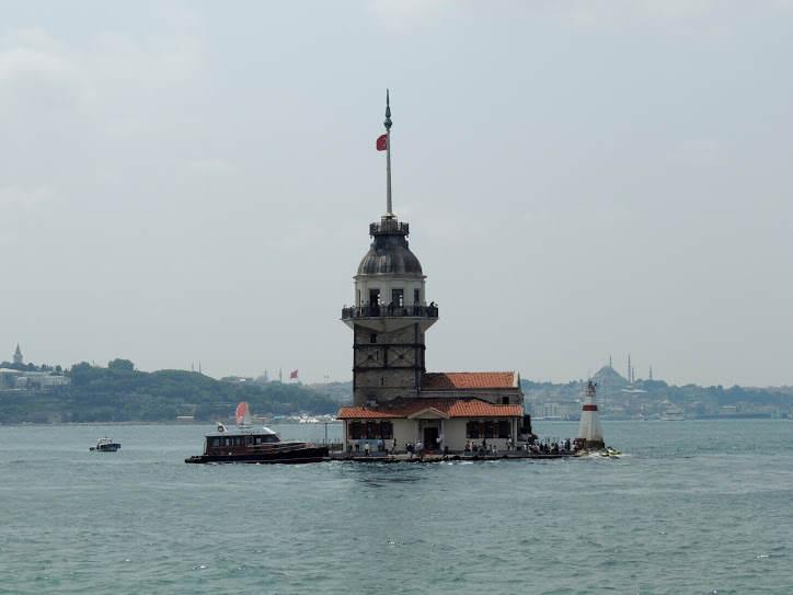 Perła Stambułu – Wieża Leandra