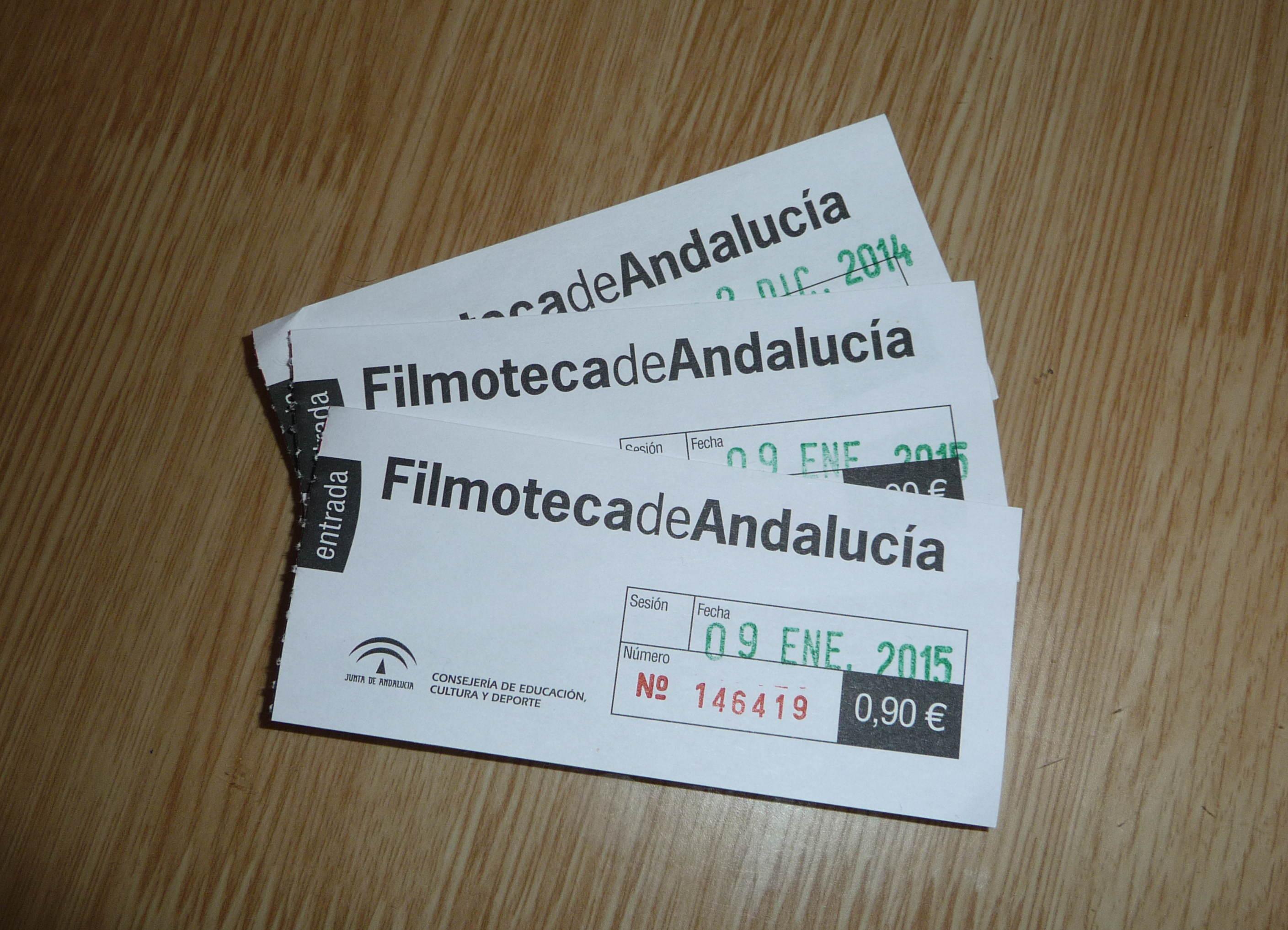 Filmoteka – czyli alternatywna propozycja dla kinomanów w Andaluzji