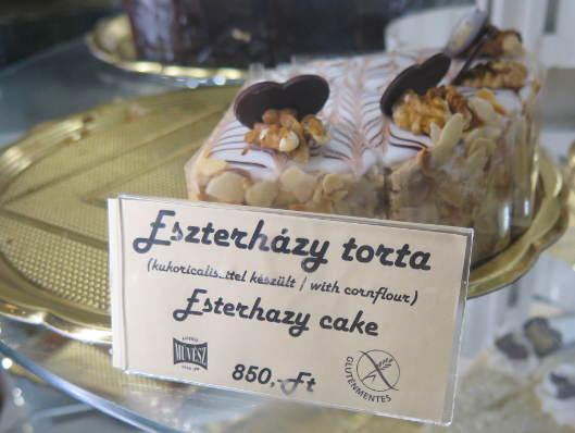 Węgierskie słodycze