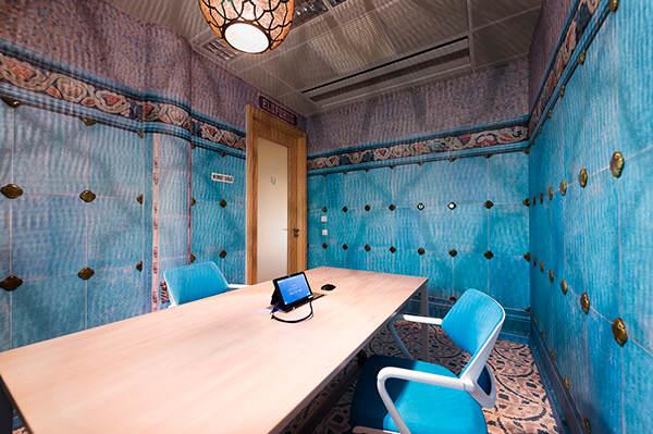 Niesamowite biuro Google w Budapeszcie