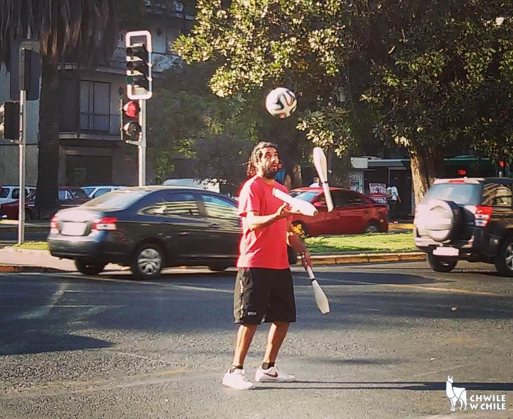 Zwykłe życie w Chile | obserwacje #1