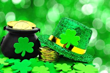 17 marca – Happy St. Patrick's Day!