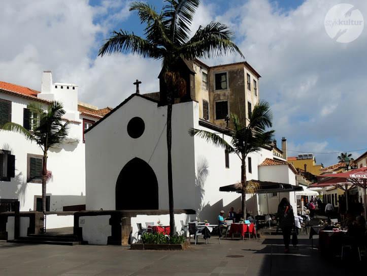 Kościoły, kaplice i kapliczki Madery