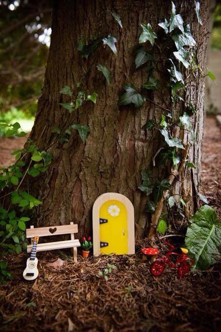 Drzwi do domu wróżki – magia w Irlandii