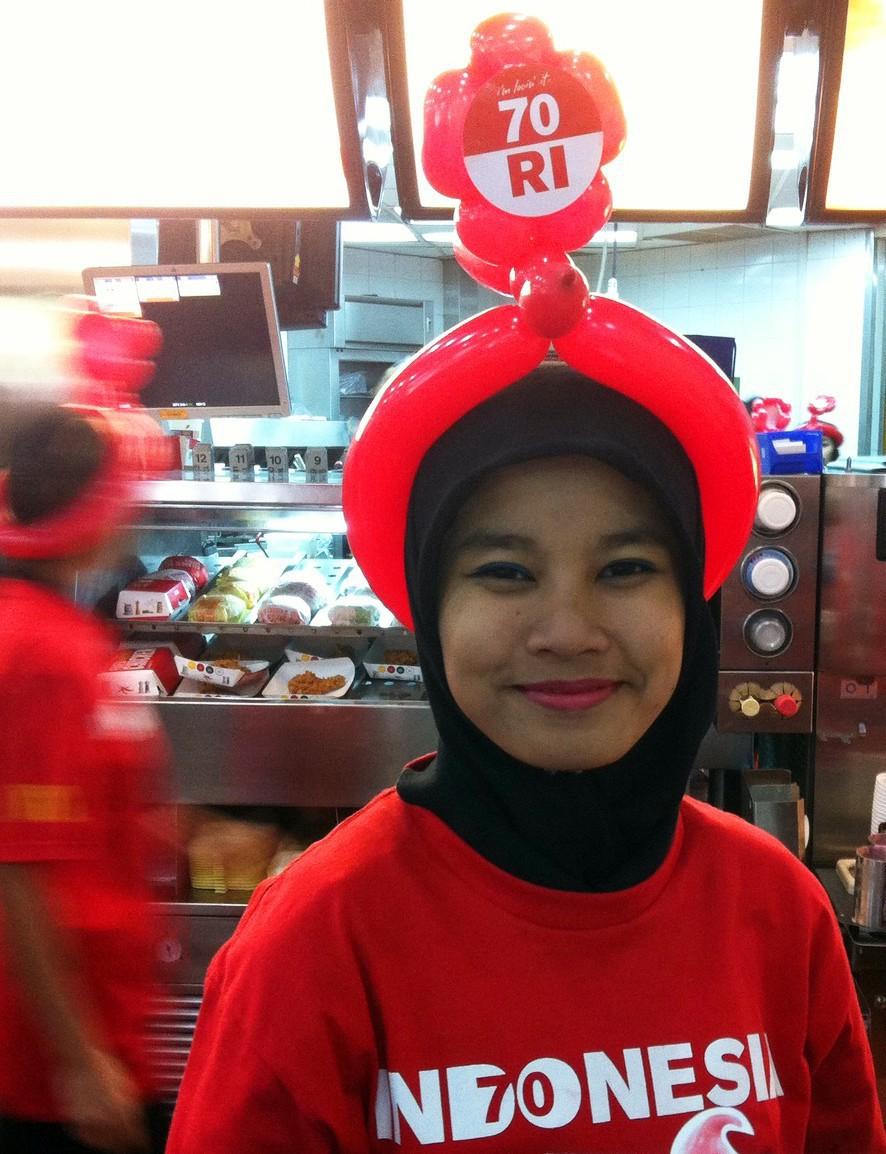 70 lat Indonezji !!