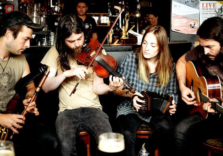 Irlandia muzycznie – polecam