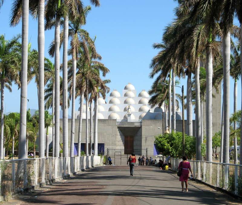 Wielka Niedziela w Managui