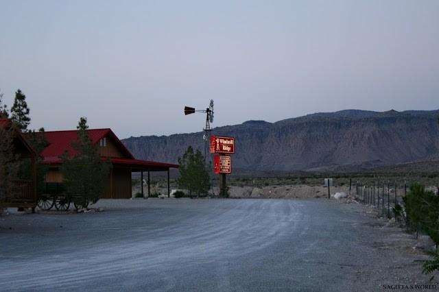 Noc w strefie UFO… USA Nevada