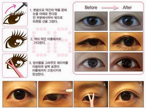 makeup-double-eyelid-maker-glue-gel-y-applicator