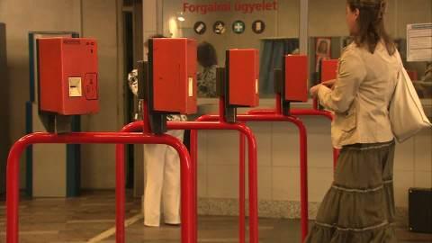 Historia o przygodzie z metrem w Budapeszcie