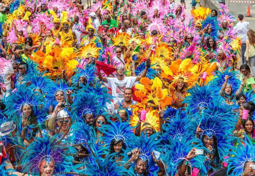 Notting Hill Carnival w Londynie prawie jak w Rio
