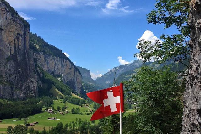 Szwajcarski Rivendell…