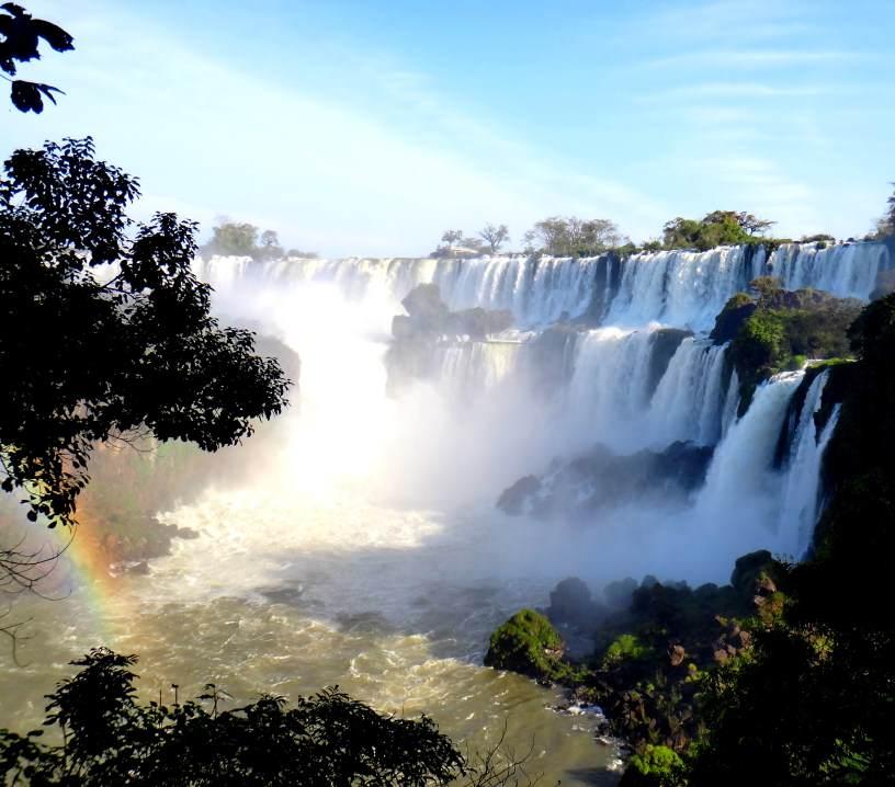 Cud natury – wodospady Iguaçu