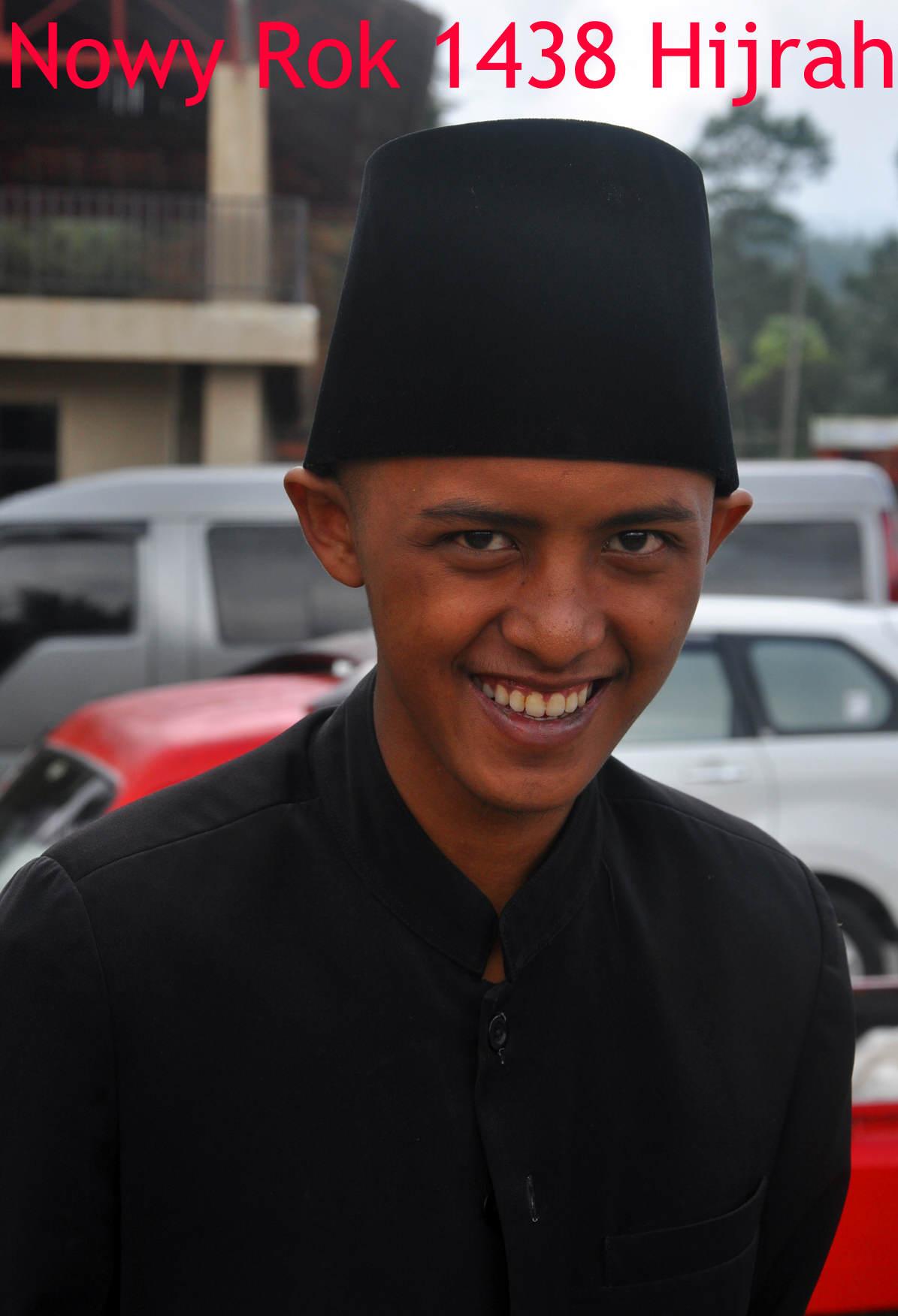 A w Indonezji mamy już, 1438-my, nowy rok !!