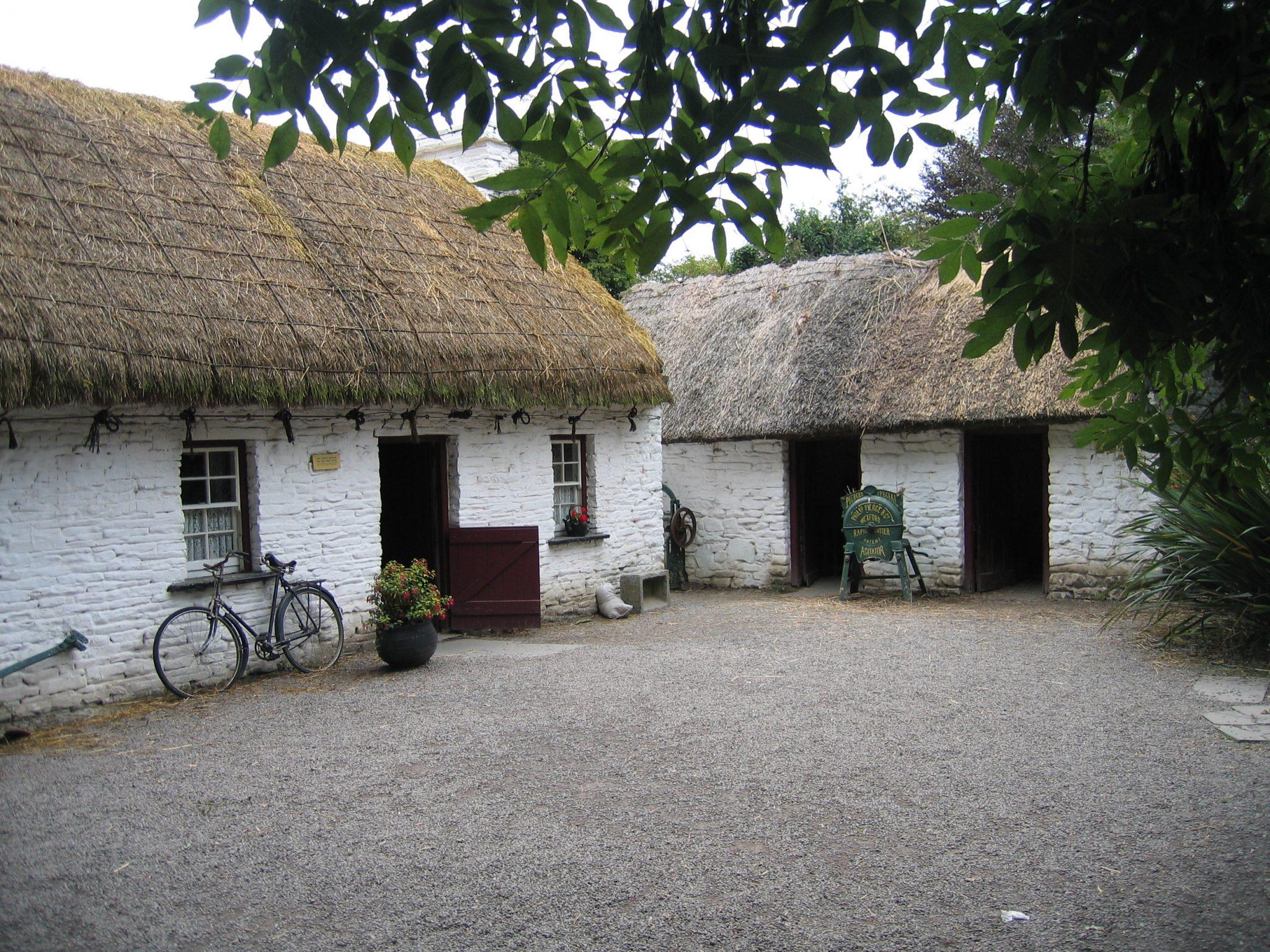 Dawno temu w Irlandii