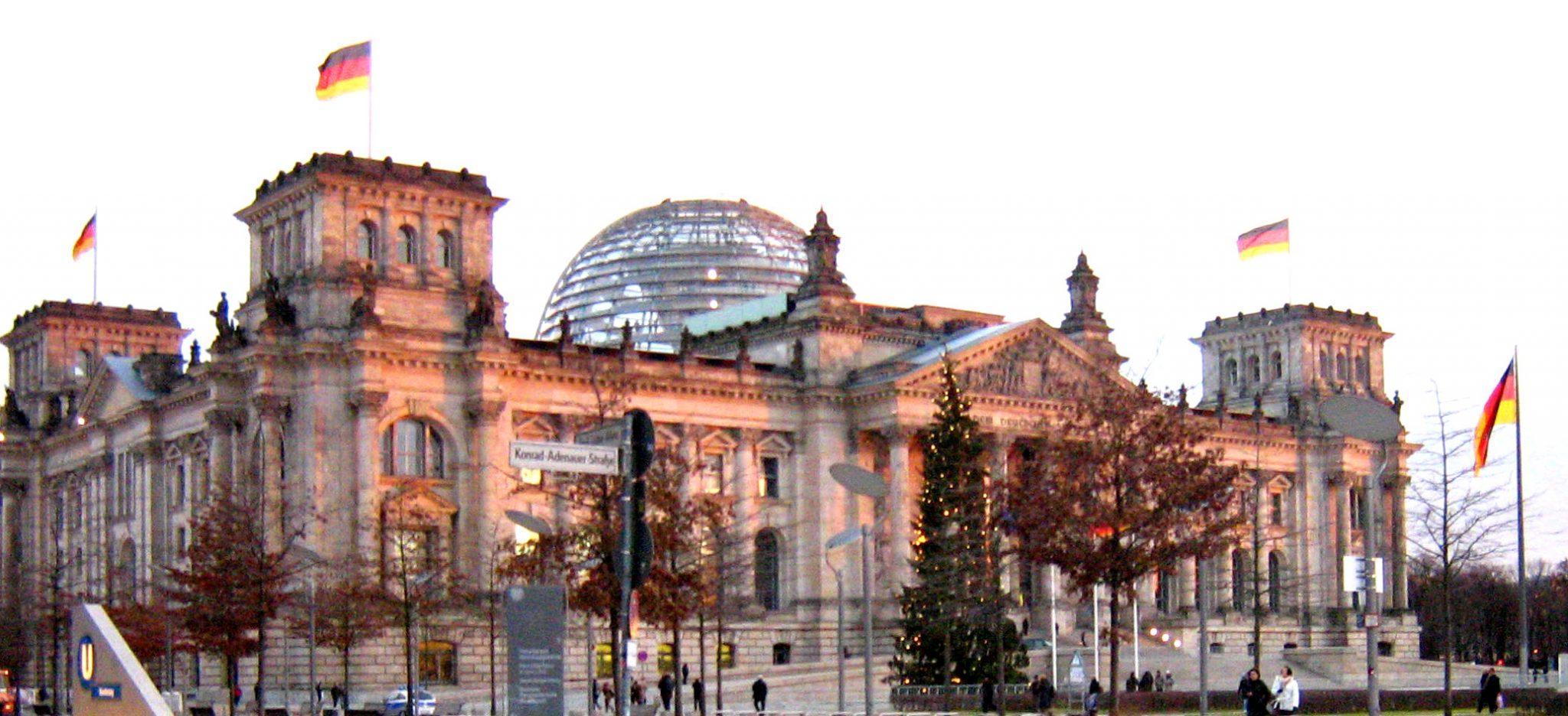 Wybór Trumpa ratunkiem dla niemieckiej demokracji?