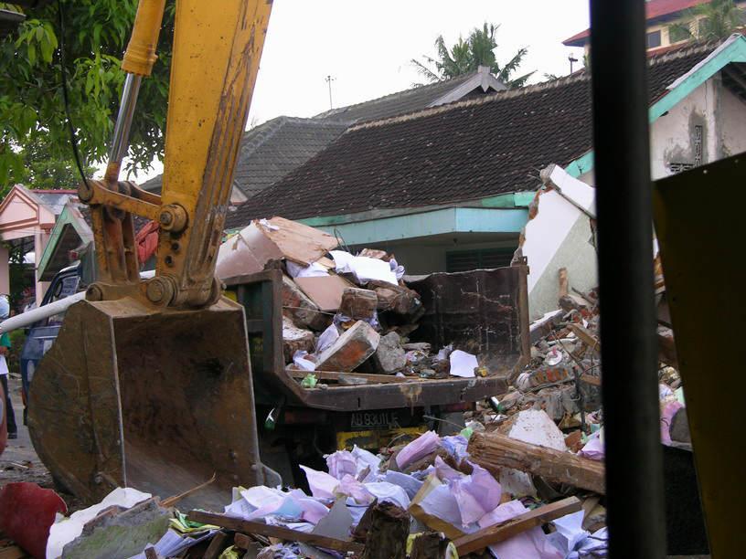 Trzęsienie ziemi na indonezyjskiej Sumatrze
