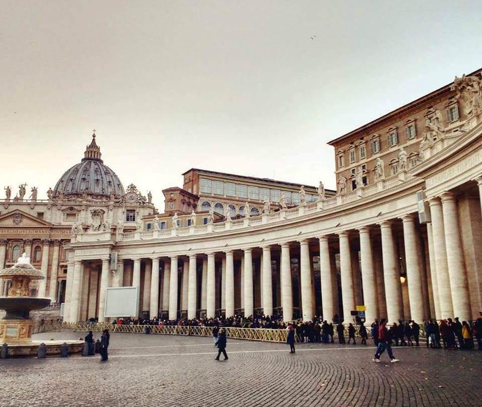 Rzym na weekend 1