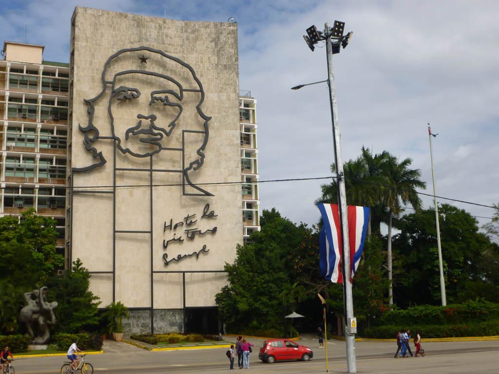 ¡VIVA LA REVOLUCION! HAWANA REWOLUCYJNA