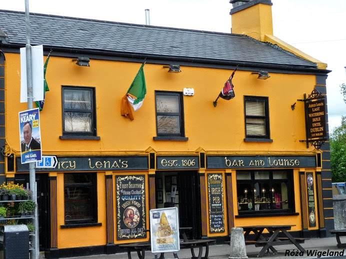 Irlandzkie puby