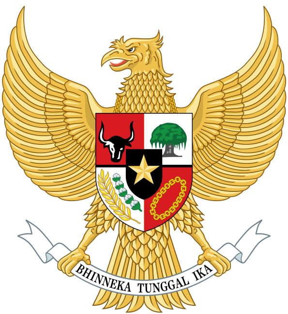 Jestem Indonezja Jestem Pancasila