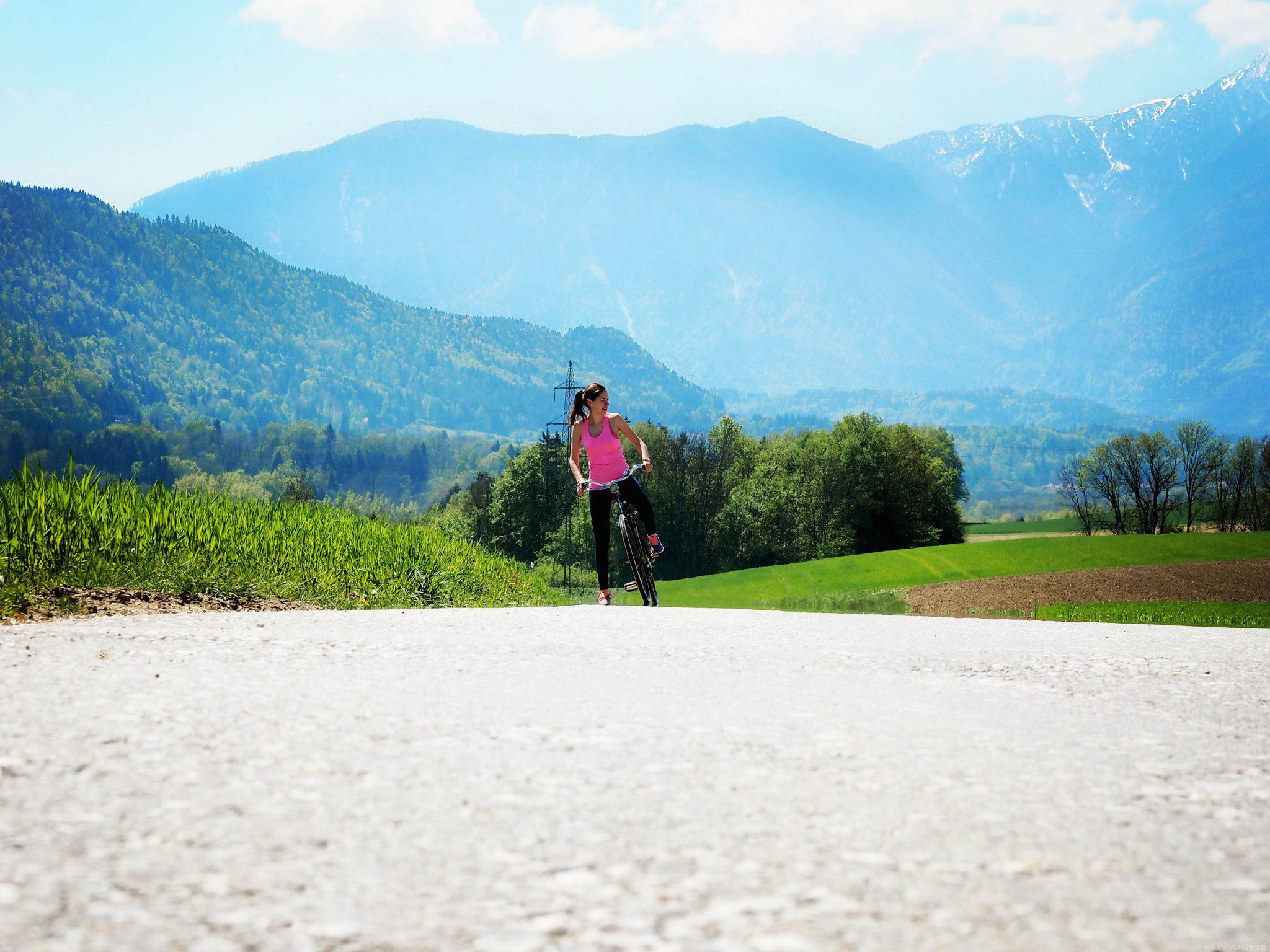 Austria Tainach góry