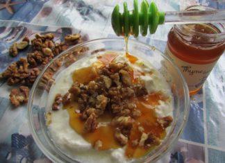 greckie śniadanie