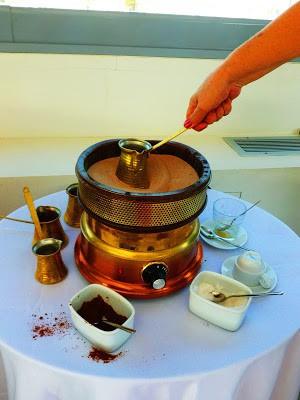 Szybka kawa w Grecji?