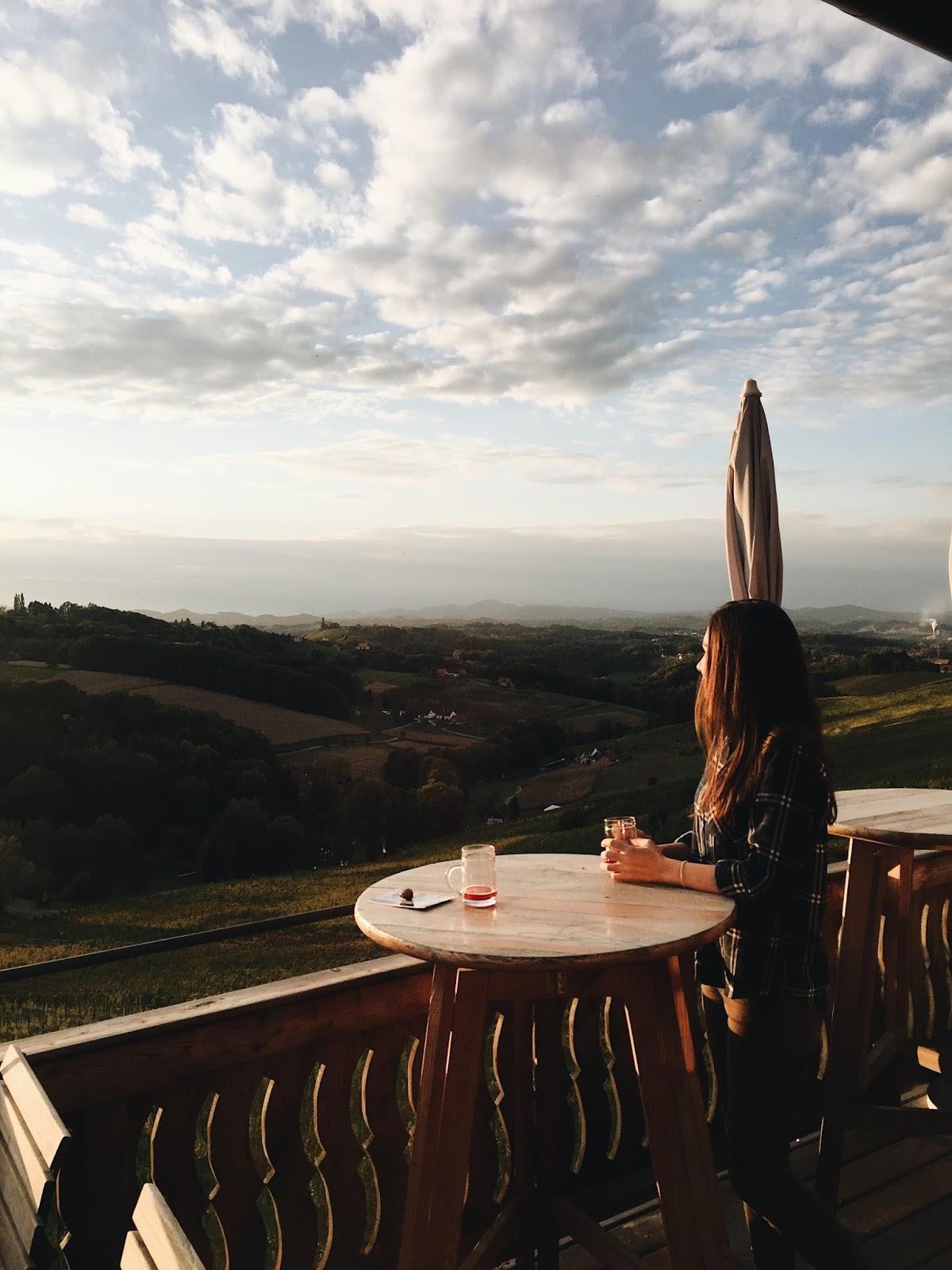 Południe Styrii blog podróżniczy Austria