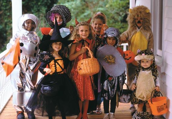 Nie bójcie się Halloween!
