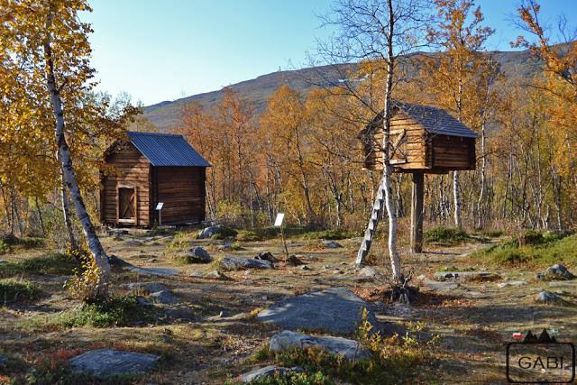 Jak wyglądał obóz Samów?