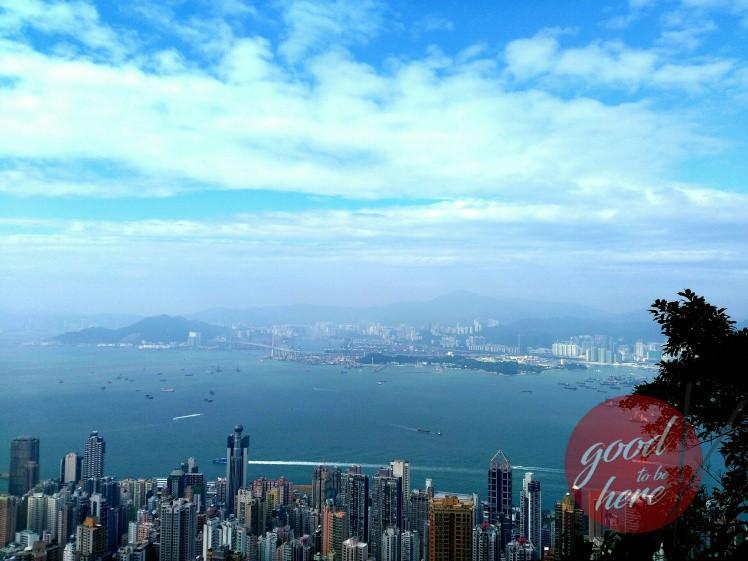 Hong Kong na weekend