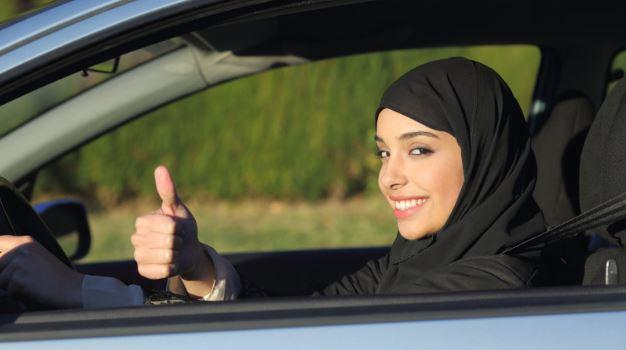 Kobiety w Arabii Saudyjskiej wsiadły za kierownicę!