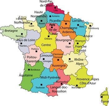 Turystyczna Francja w pigułce