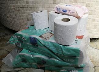 Papier Toalet