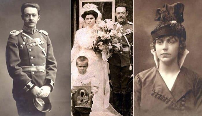 Фильмы. Петр Васильевич Миронов, его жена и его сестра Валентина