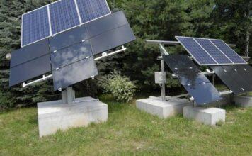 recykling baterii słonecznych